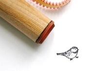 Handmade Stamp / #handmade #stamp  ❤ visit my store : www.cocoflower.net