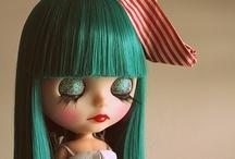 Blythes, Pullip and other dolls / Lovely dolls - Jolies poupées #blythe #pullip #doll #art toys  ❤ visit my store : www.cocoflower.net