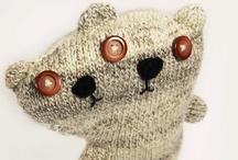 Wool creatures / Créatures de laine - Amigurumi et autres - #Amazing #Wool #toy #amigurumi #stuffed #crochet #doll   ❤ visit my store : www.cocoflower.net