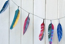 Plume  - Feather Inspiration / #feather #plume #inspiration !!!   ❤ visit my store : www.cocoflower.net
