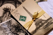 Vintage Favorite Places & Spaces / Old Paris, Old New York and all other beautiful old places and spaces in the world