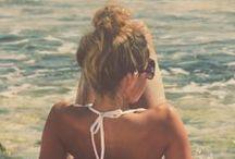 BEACH / beach, summer, sand, ocean, sun, surf and waves