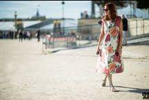 PARIS FASHION WEEK / Paris Fashion Week Street Style!