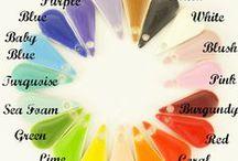 Palette couleurs / Inspiration de couleurs - Color inspiration #Palette #inspiration #couleur #art #color #colorful ❤ visit my store : www.cocoflower.net