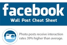 Facebook Infographics / Infographics about Facebook / by GHI Internet Services