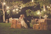 Country Wedding(: / by Kayla Arlington👑