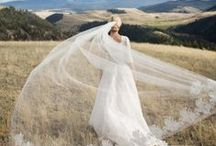 Bridal Style / wedding dresses, brides