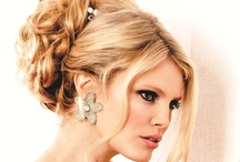 Bridal Collection  / Balmain Hair Bridal Photo Shoots. Wedding Hair. 
