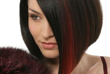 Short Hair and Hair Extensions / Balmain Hair Extension Photoshoots with Short Hair and Hair Extensions