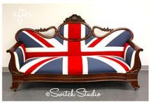 Switch Studio Upholstery Projects / by Staci Edwards