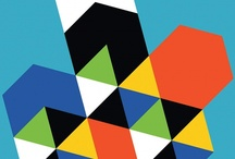 Geometric Pattern / Patterns, Geometric or ideal for graphic design / by Max Hancock
