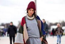 Winter Chic / by Kirna Zabete