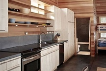 Kitchen / Interior design, kitchen design.