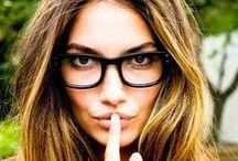Geek Chic / glasses