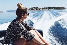 Jetsetter Style / vacation and travel style inspo