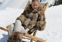 Ski Style / apres ski fashion, ski style, what to wear skiing, slopes style