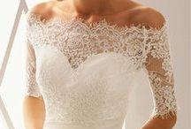 Dresses-Wedding / by Cathy Baranski