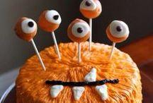 Halloween bday party / by Julie Galaska