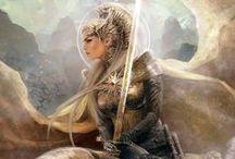 Mythology /Mystic /Fantasy / by Bárbara Menezes