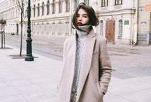 Winter Style / Winter style, fashion, outfit ideas, cold-weather layering