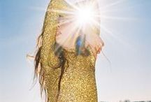 GLITTER + GOLD / all things glitter all things gold