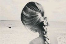 BEACH HAIR / Inspiration, style ideas and tips to get the perfect beach hair!