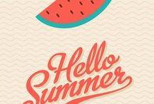 Hello Summer / Summer Time, Zomer