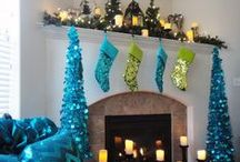 Christmas Decor / by Hillary Hutchins