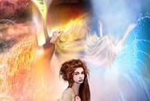 My Fantasy Illustrations / Illustrations for my writing