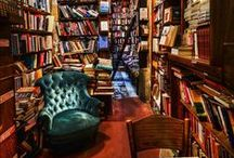 Libraries Are Beautiful / Wouldn't you love to read there?