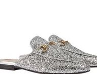 SHIMMER AND STROLL / Stunning summer shoes