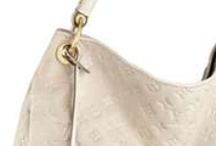 PURSES / Again.  I'm a girl.  Obsessed with purses.  Expensive purses unfortunately.  giggle..giggle.. / by Diane Lewis-Wegman