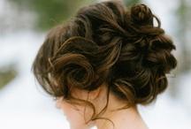 Hair. / Hair, haircuts, styling, curls.