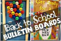 Bulletin Boards, Displays Decorations and More / Looking for great bulletin board ideas? You've come to the right place. This board features classroom bulletin boards, displays, and decorations for all holidays, seasons and grade levels.