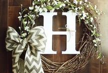 Home Decor / by Holli Sturgill