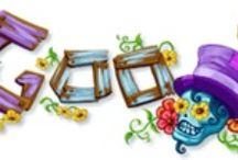 Google DOODLES! / by Marce Sarmiento