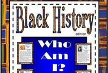 Black History / by KB Konnected