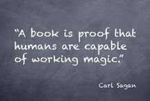 Books / Books, books and more books