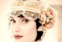 Vintage Inspired Wedding / Ideas for where to find vintage or mimic vintage looks for that special day.