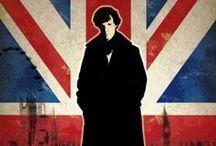 Sherlock Forever!! / by Donna Rose Houchen