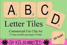 Scrabble Love!