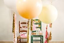 Party Ideas ❉