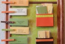 Home: Organizing / by Soraya Deborggraeve
