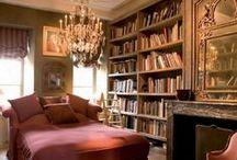 Home: Reading Room / by Mama's Ditjes En Datjes