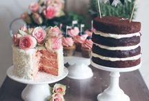 Dessert buffets... / Dessert bufféts, desserts, party inspiration. Dessertbuffé, efterrätter, fest.