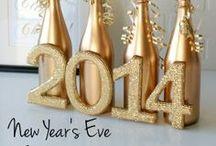 New Year's Eve / by Tasha Escallier