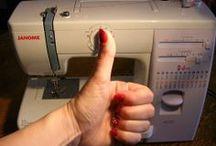 Sewing 101 / by Tasha Escallier