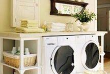 Home: Laundry Room / by Mama's Ditjes En Datjes