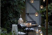 Garden: Patio / by Soraya Deborggraeve