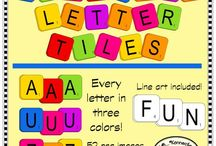 Letters and Numbers!